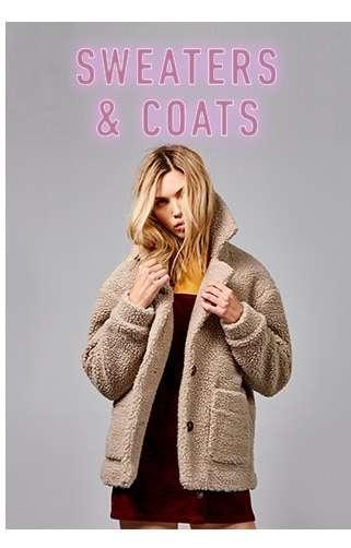 Sweaters & Coats