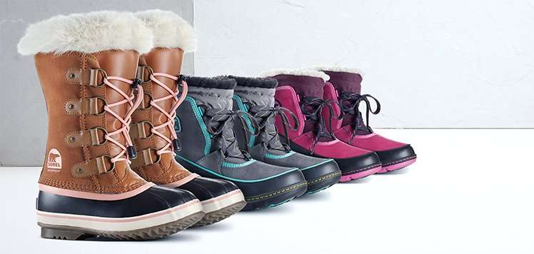 Kids' Cold-Weather Boots