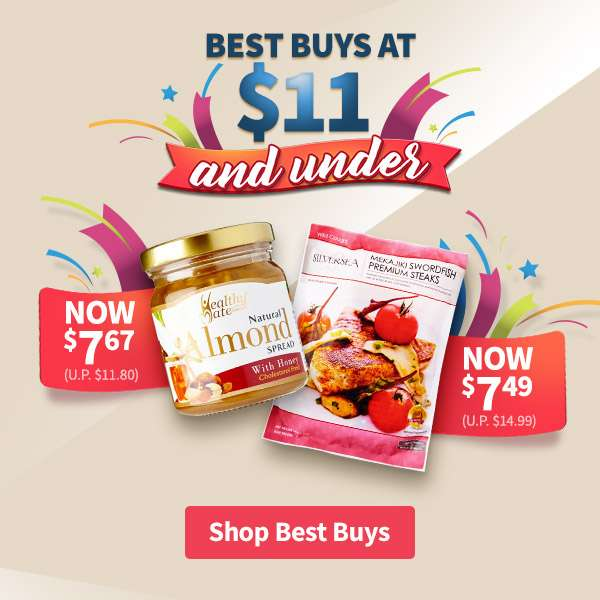 Shop on RedMart now