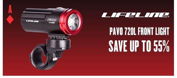 LifeLine Pavo 720L Front Light