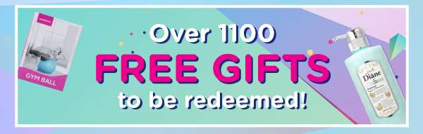 11.11 Free Gifts