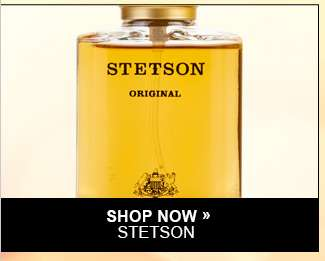 Shop Stetson by Coty
