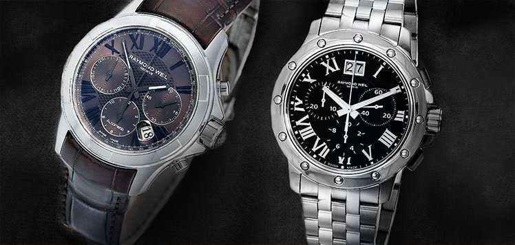 Raymond Weil & More Classic Watches for Men