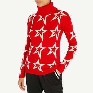 Star Dust wool jumper