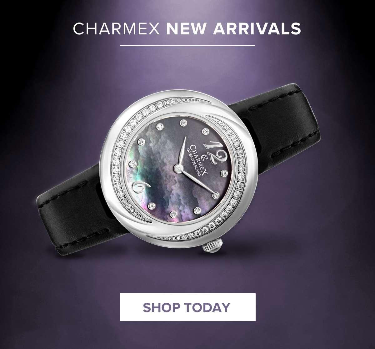 Charmex new arrivals