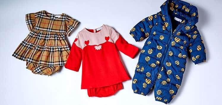 Babies' Designer Style