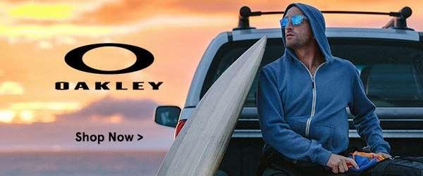 Shop Oakley Now