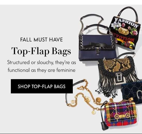 Shop Top Flap Bags