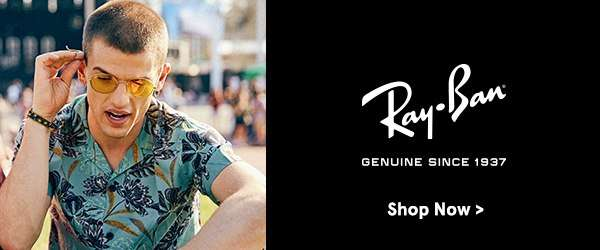 Shop Ray-Ban Now