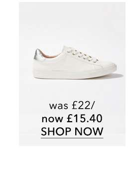 TILLY Lace Up Trainers