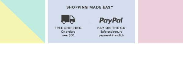 Shopping Made Easy | Shop Now