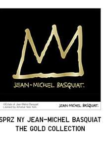 SPRZ NY Jean-Basquiat The Gold Collection