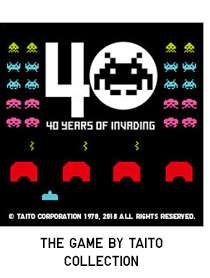 The Game By Taito Collection
