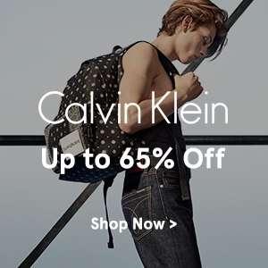 Calvin Klein Up to 65% Off