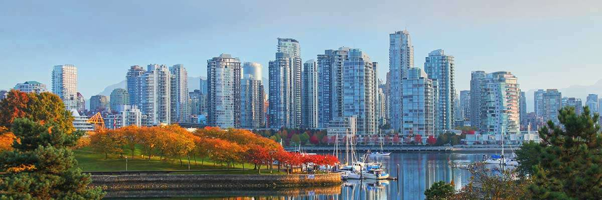 Browse hotels in Vancouver