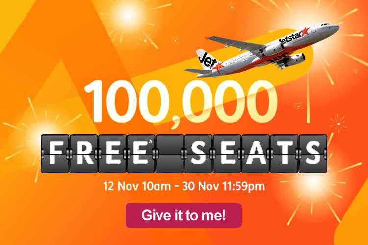 10,000 FREE Seats