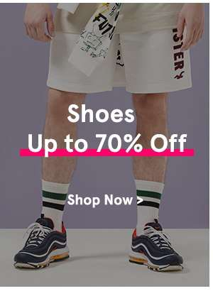 Shoes Up to 70% Off