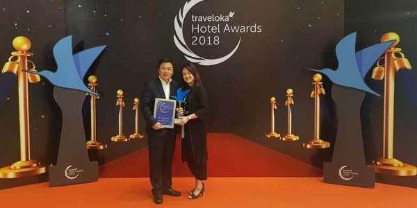 TRAVELOKA HOTEL AWARDS 2018