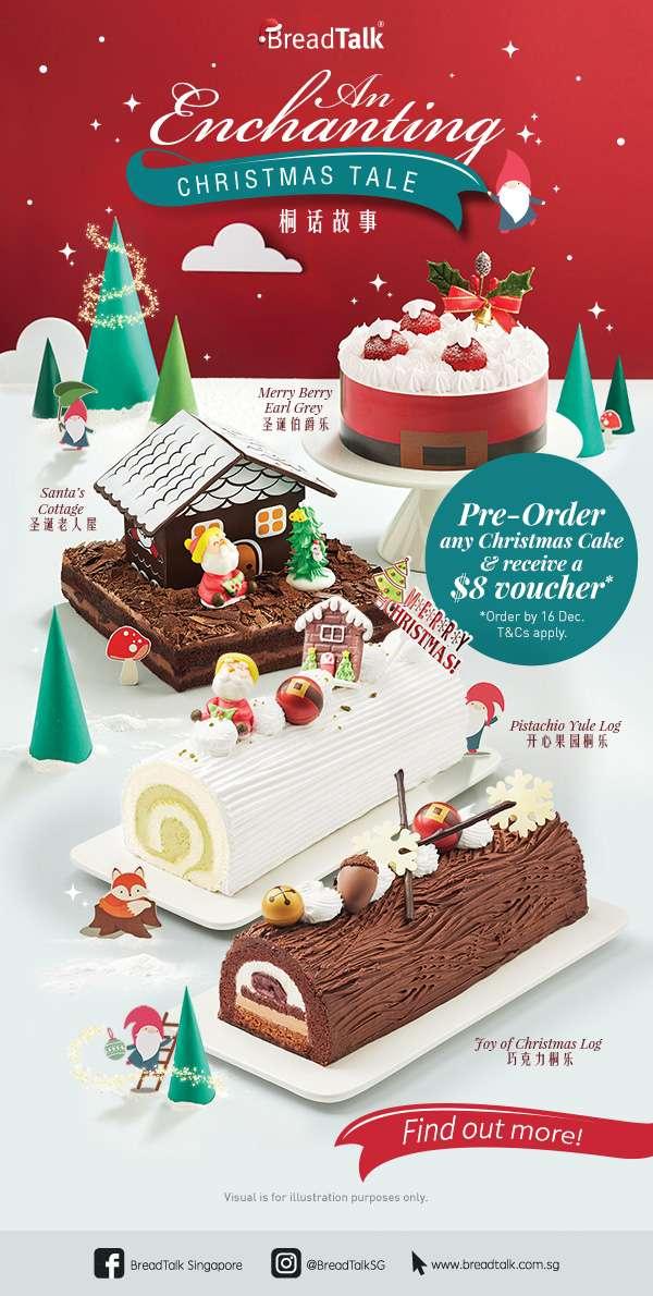 BreadTalk  An Enchanting Christmas Tale with BreadTalk - 👑BQ.sg ... a4972b653ce