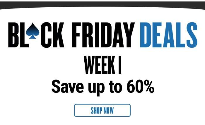 Black Friday Deals Week 1