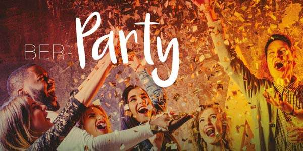 GET READY TO 'BER' PARTY!