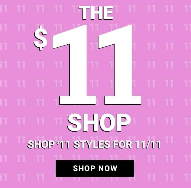 The $11 Shop