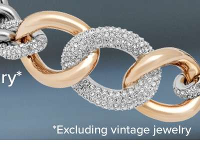 Get an extra 25% OFF on jewelry SHOP NOW use code: JEWEL25