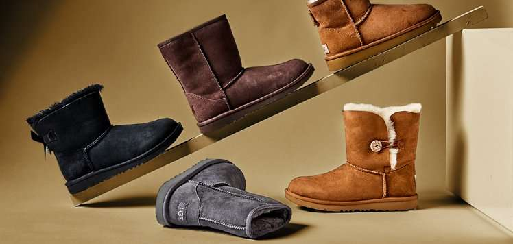 Toasty Kids' Shoes With UGG