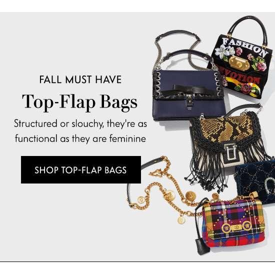 Shop Top-Flap Bags
