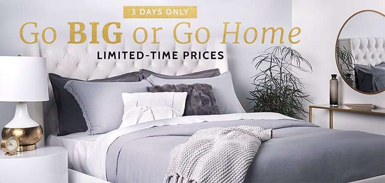 Up to 75% Off MATTEO Bedding & More