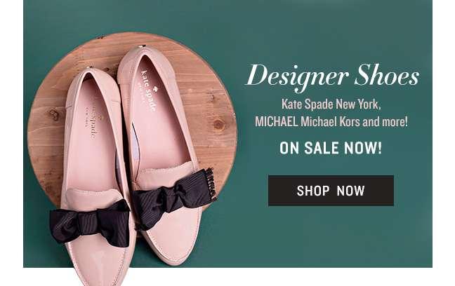 Shop Designer Shoes