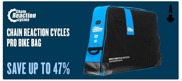 Chain Reaction Cycles Pro Bike Bag