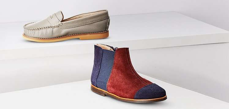 Little Trendsetters' Shoes