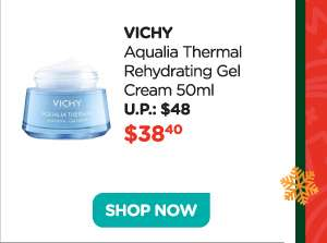 Vichy Aqualia Gel Cream