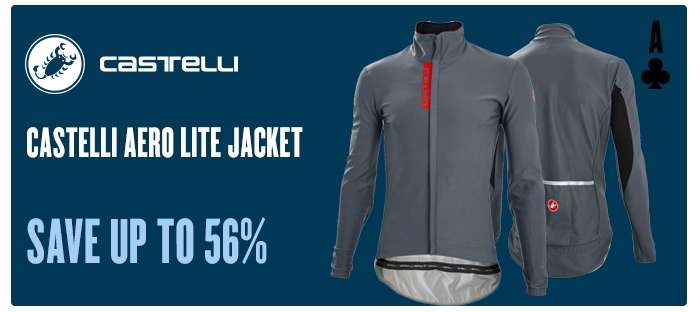 Castelli Aero Lite Jacket