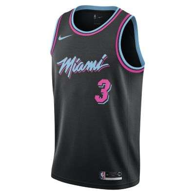 Dwyane Wade City Edition Swingman (Miami Heat)