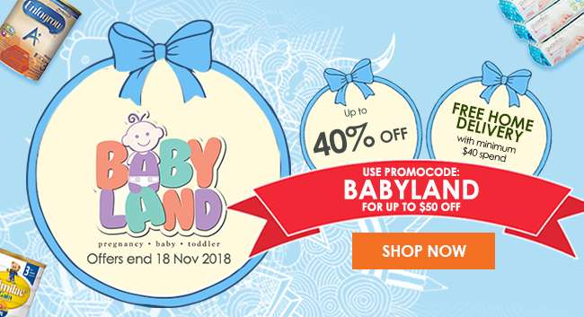 Up to 40% off Baby Deals!