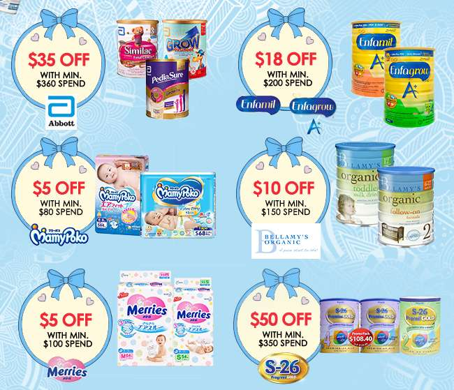 Deals off Baby Brands you love!