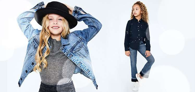 Tops & Jeans for Kids