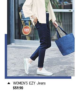 Shop Women's EZY Jeans at $59.90