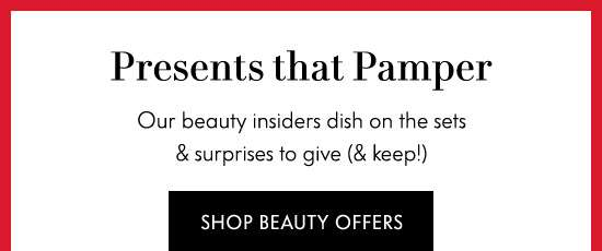 Shop Beauty Offers