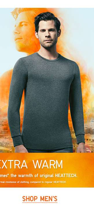 Shop Men's HEATTECH Extra Warm