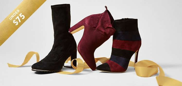 75 Pairs of Chic Booties