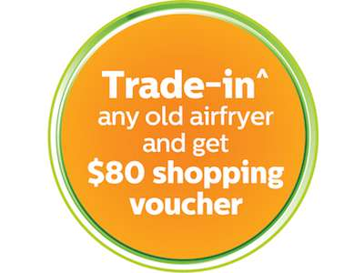 Trade-in for $80 shopping vouchers