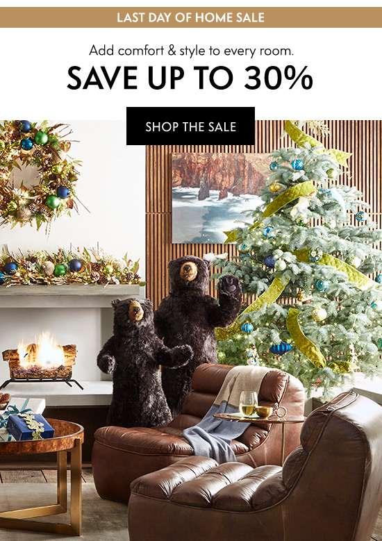 Shop The Home Sale