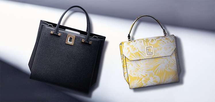 Elevated Handbags & More With Luana Italy