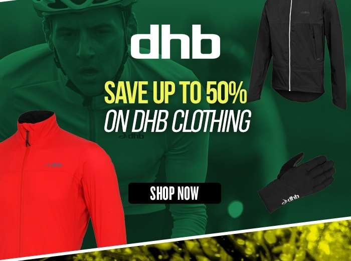 Save up to  50% off dhb Clothing
