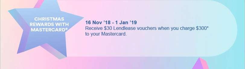 Christmas Rewards With Mastercard®
