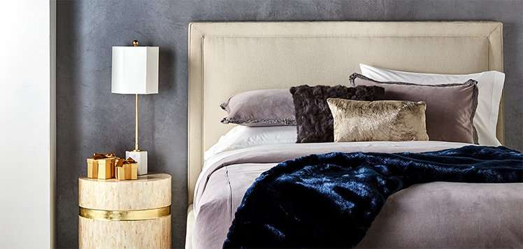Luxury Holiday Collection: Up to 75% Off Bed & Bath