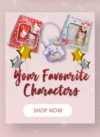 Shop Your Favourite Characters!